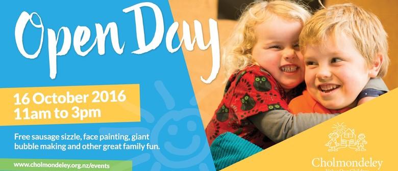 Cholmondeley Children's Centre Open Day