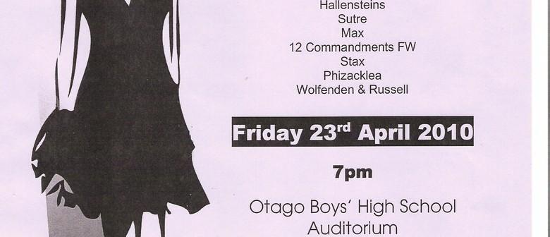 Otago Boys' High School Fashion Show