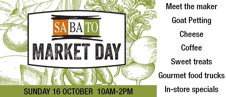 Sabato Market Day
