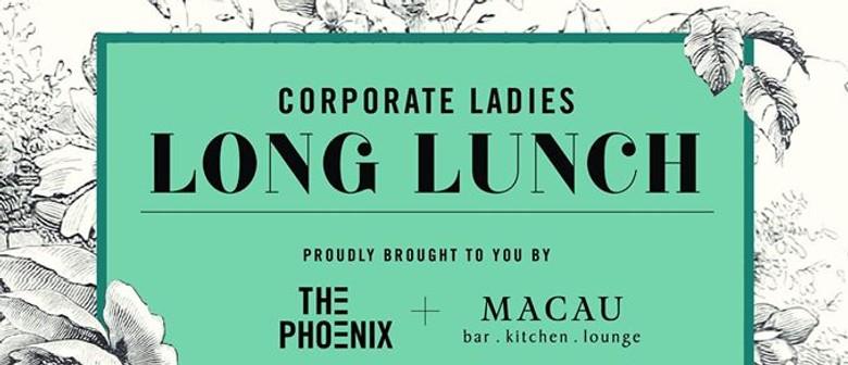 Ladies Long Lunch