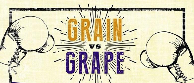 Grain vs Grape Degustation Evening