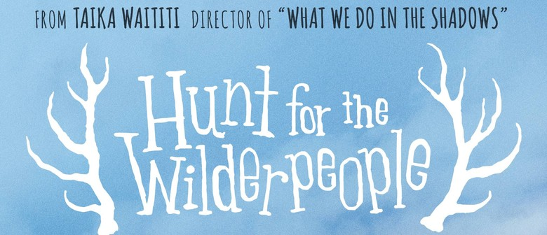 Hunt for The Wilderpeople Movie Night Fundraiser