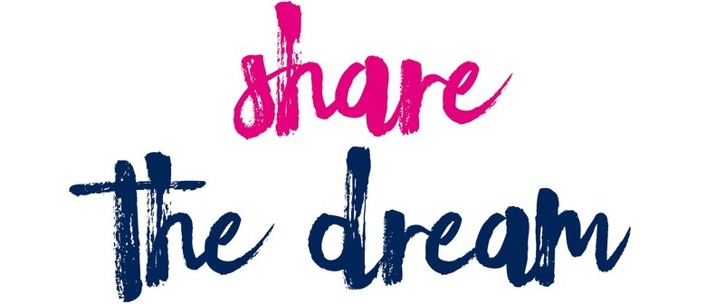 Share the Dream: A Fundraising Event featuring Anika Moa