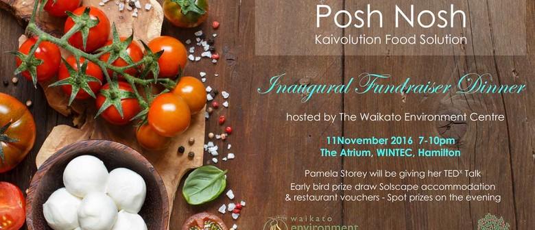 Posh Nosh Fundraiser Dinner
