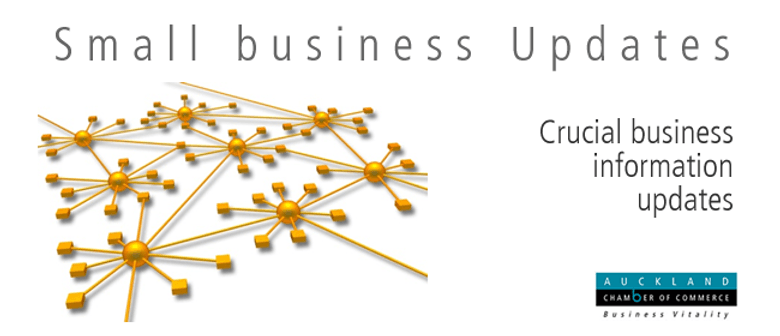 Small Business Updates