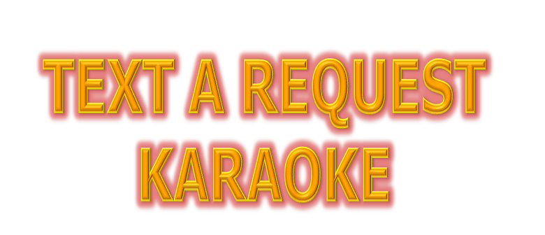 Text a Request Karaoke