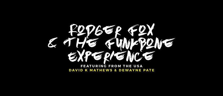 FunkBone Experience Workshop - Dave Mathews & Dewayne Pate