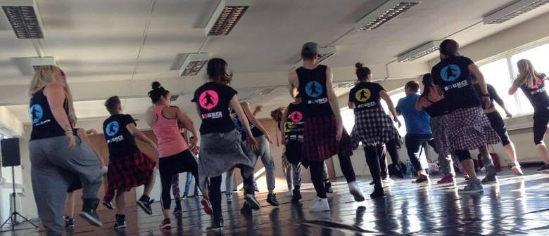 Bounce DanceFit Class
