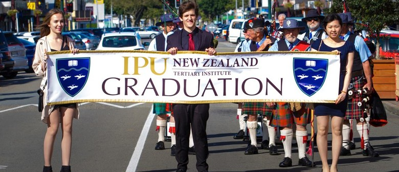 IPU New Zealand Gradation Ceremony 2016