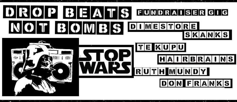 Drop Beats Not Bombs: Fundraising Gig