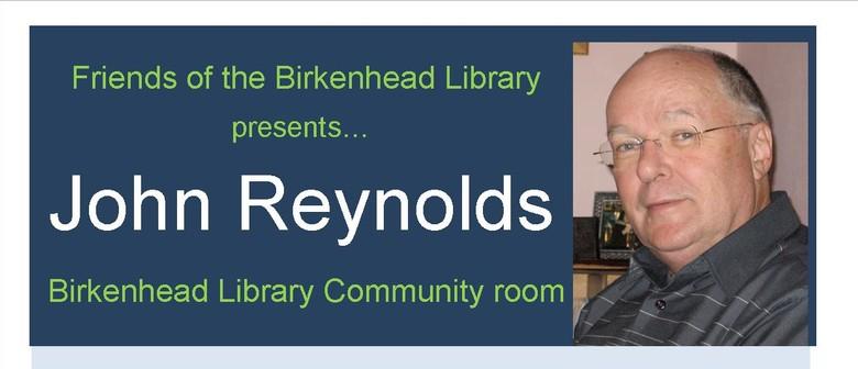 Author Talk - John Reynolds