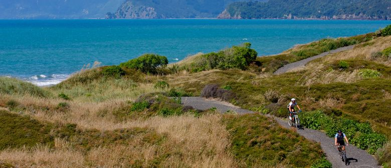 Opotiki BBB - Bike Ride Along the Dunes Trail