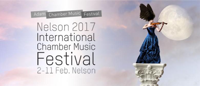 Adam Chamber Music Festival - Cellissimo