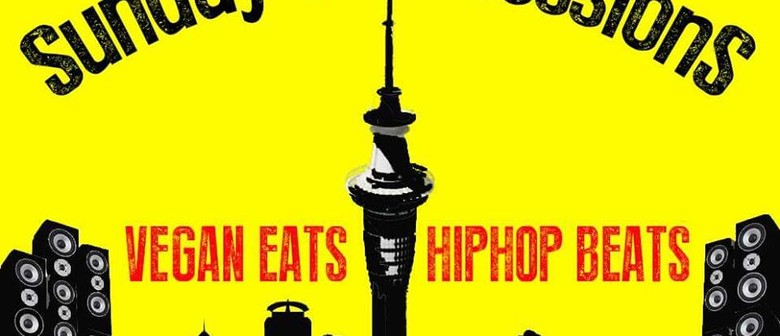 Vegan Eats & Hip Hop Beats #3