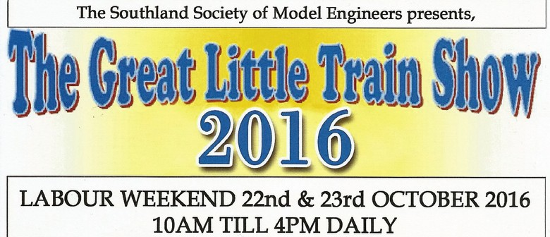 The Great Little Train Show