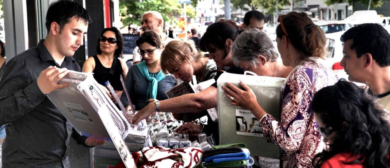 Dannevirke Market Day