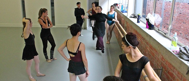 Complete Beginner Ballet Workshop