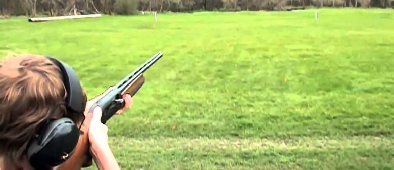 100 Target Flurry Shoot
