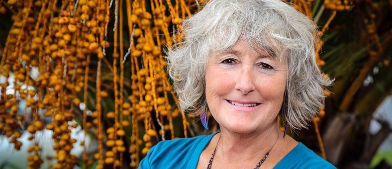 Author Talk: Patti Clark