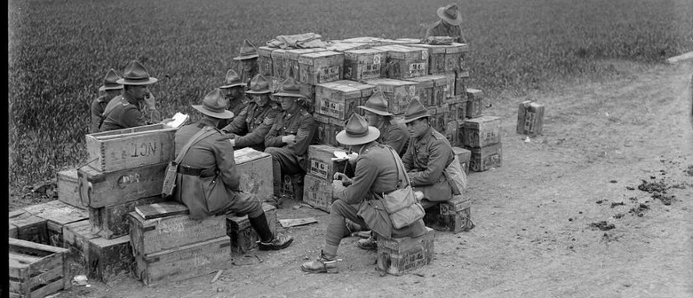 War Records At Archives New Zealand