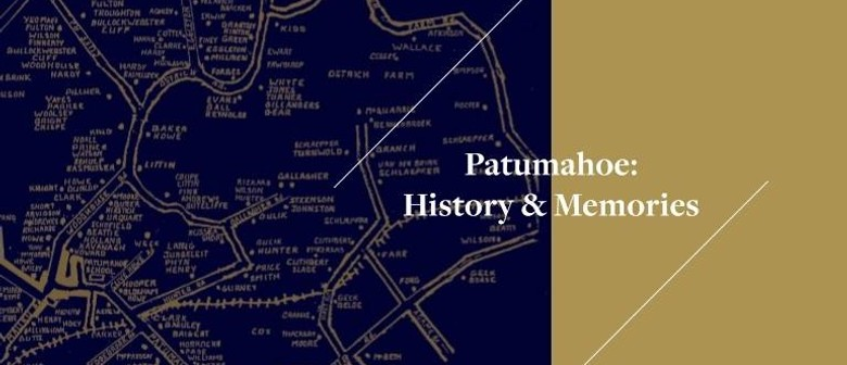 Book Launch: Patumahoe History and Memories