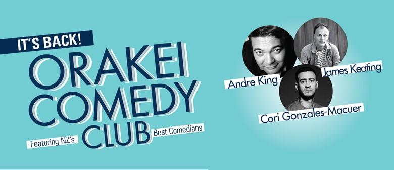 Orakei Comedy Club