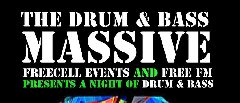 The Drum and Bass Massive Launch Party