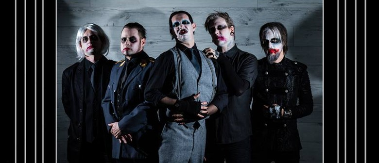 Marilyn Manson Halloween Tribute Show
