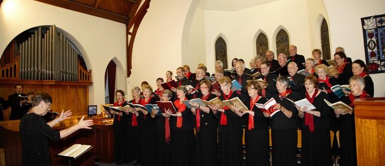 Messiah Mid Canterbury Choir In Concert