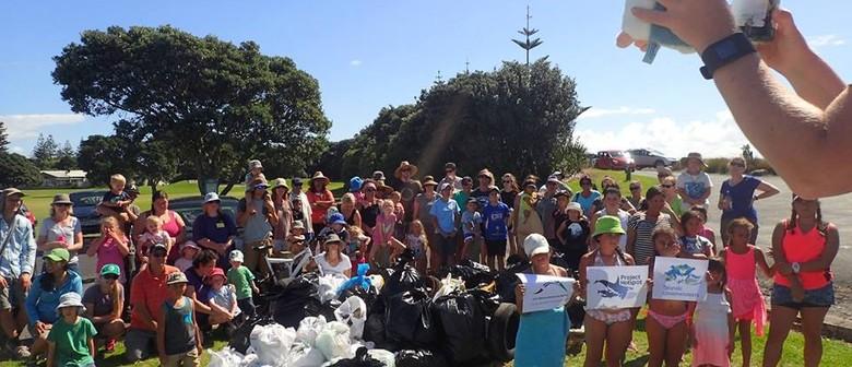 Waitara West Beach Clean 4 Mental Health Awareness Week
