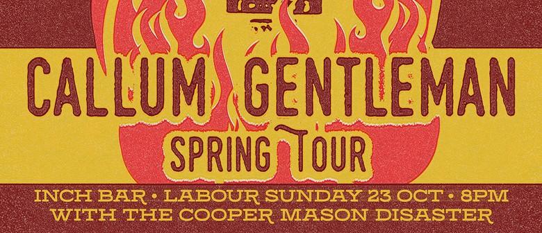 Callum Gentleman, Scott J Mason & Kirsty Cooper