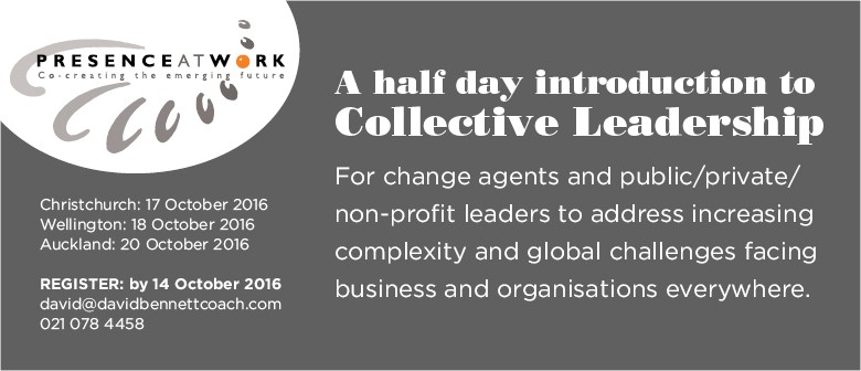 Collective Leadership In Action - Leadership Development