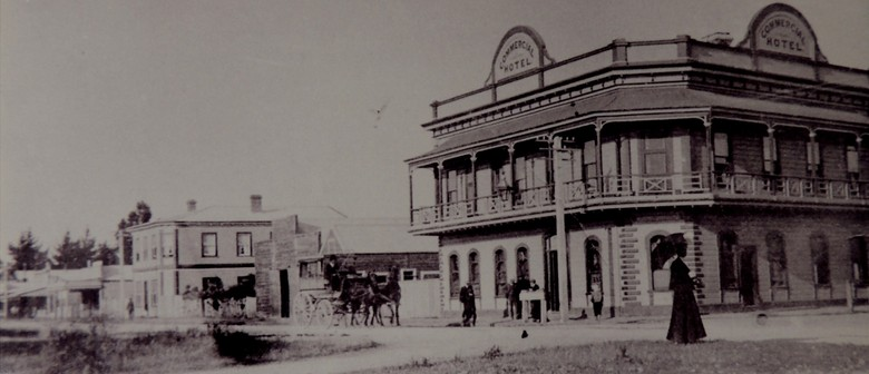 Early Ashhurst History