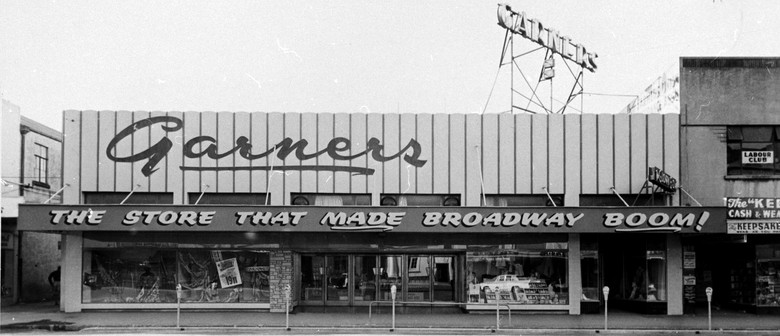 Share Your Memories of Palmerston North's Department Stores