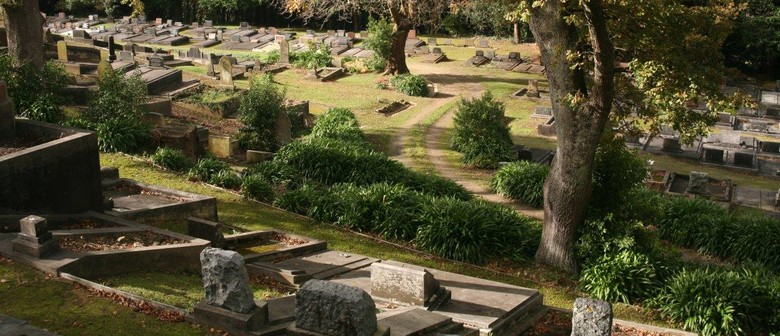Guided Walk: Woodville Historic George Cemetery