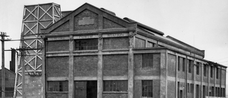 Open Afternoon: Palmerston North Electric Power Station
