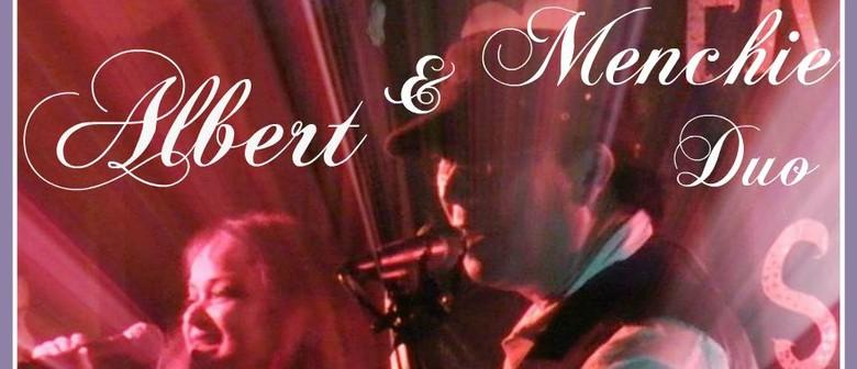 Albert and Menchie