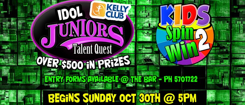 Kelly Club Idol Juniors Talent Quest 2016