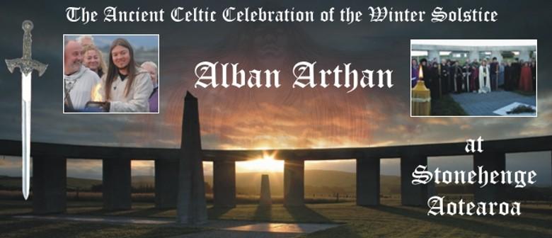 Alban Arthan - Mid-Winter Solstice