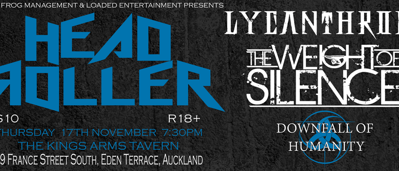Silence of The Wolves Tour - Auckland Show