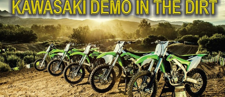 Kawasaki Demo Day and Trail Ride Day