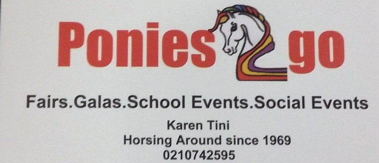 Ponies2go - St Treasa's School Food Lovers Twilight Market