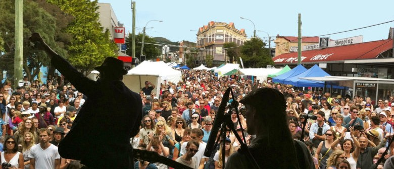 Newtown Festival Street Fair Day
