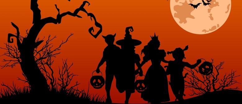 Bounce & Beyond Halloween
