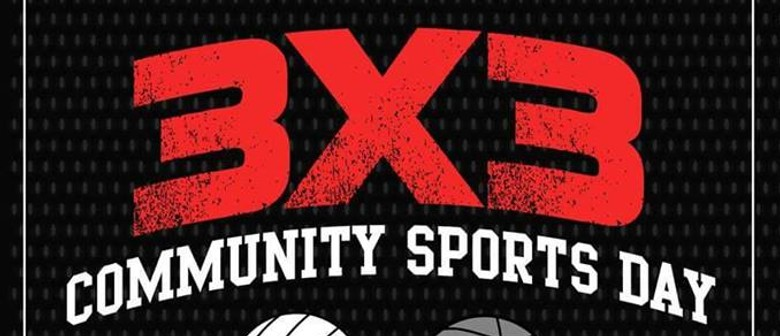 3x3 Community Sports Day