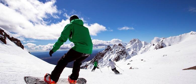 Labour Weekend Ski Adventure