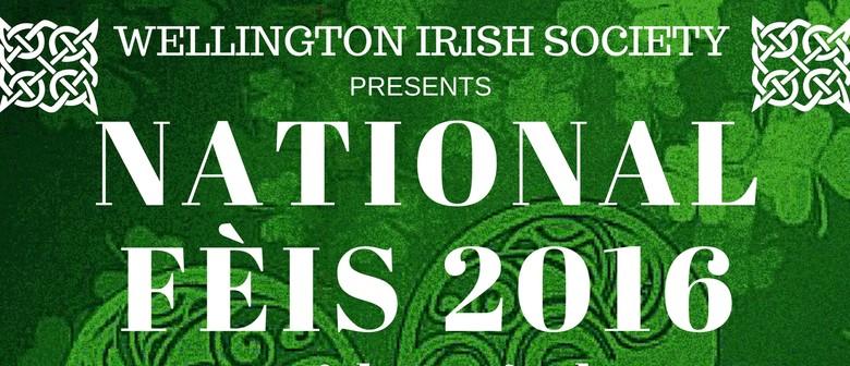 National Irish Festival 2016