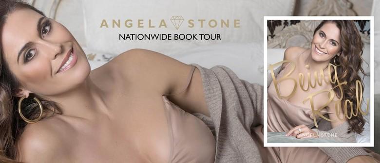 Angela Stone - Nationwide Book Tour
