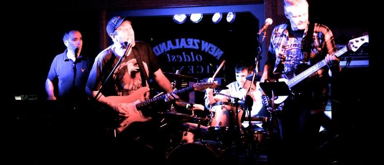 Rocky Rhodes Band Taupiri Tavern