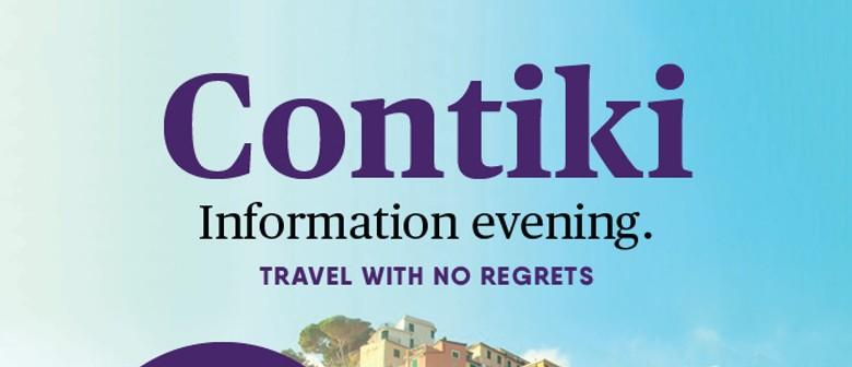 Contiki Information Evening